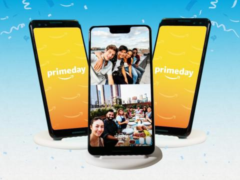 The 16 best smartphone deals of Amazon Prime Day 2019 a?? from the Google Pixel to the Samsung Galaxy S10