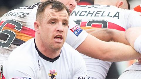 George Flanagan: Testicle 'attack' leaves Bradford Bulls hooker facing ban