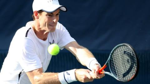 Murray to play first singles match since career-saving operation
