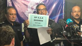 Nora Quoirin: Police set up new hotline to locate her