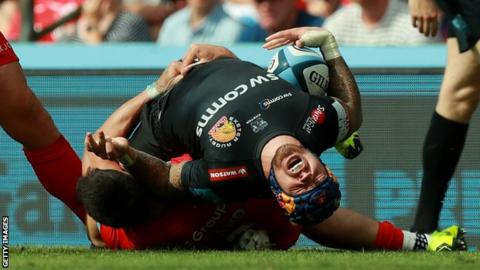 I pushed myself too hard during recovery - England's Nowell