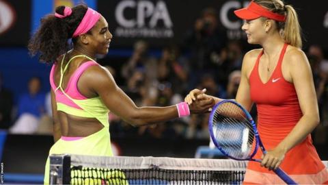 Williams to face Sharapova in first round of US Open