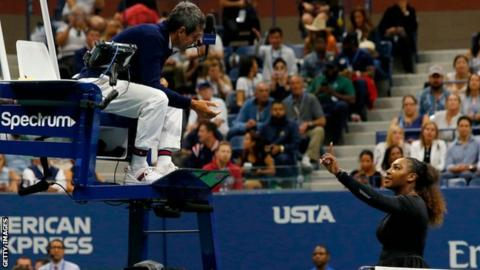 Ramos will not umpire Williams sisters after 2018 US Open final controversy