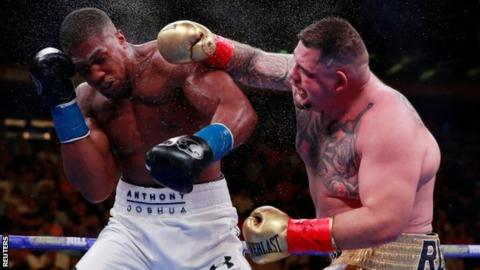 'I'm looking forward to ending his career in the desert' - Ruiz Jr confirms Joshua rematch