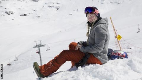 Katie Ormerod wins big air silver on World Cup return in New Zealand