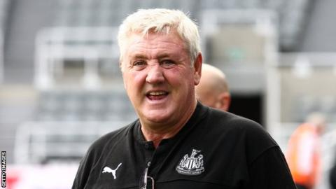 Bruce hopes Newcastle win