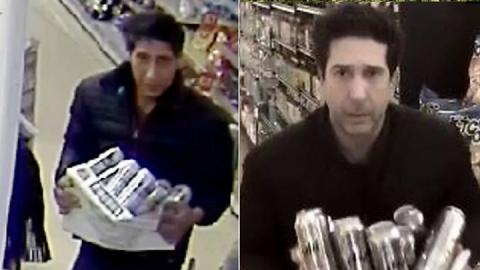 Friends actor David Schwimmer lookalike thief jailed