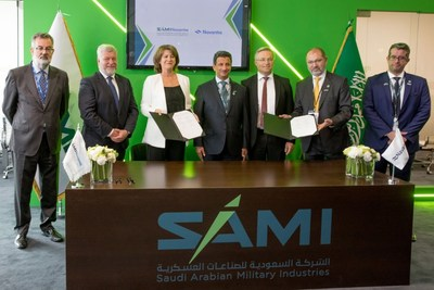 SAMI-Navantia Signs a?¬900 Million Contract With Navantia to Localize 60% of Naval Industries and ToT