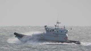 Channel migrants: Border Force intercepts boats