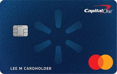 Capital One and Walmart Reimagine the Retail Credit Card Program