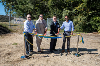 Nautilus Solar Energy Opens Rhode Island's First Community Solar Project