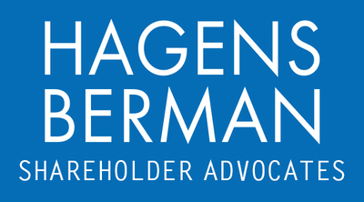 Hagens Berman Notifies Investors That Lost Money in MacroGenics (MGNX)