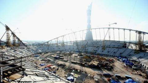 World Cup 2022: Qatar still failing to protect workers