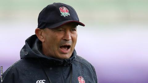 Rugby World Cup 2019: England name team for opening match v Tonga