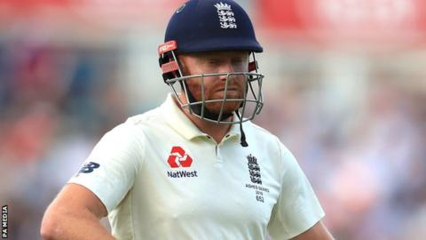 Bairstow left out of England Test squad for New Zealand