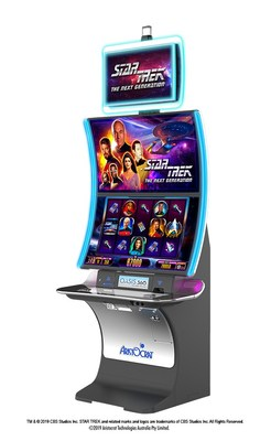 Aristocrat Will Reveal New 'Star Trek: The Next Generation' Slot Game at G2E 2019