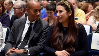 Luciana Berger: Ex-Labour MP to fight London seat for Lib Dems