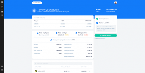 Pento raises $2.8M seed round for its payroll SaaS
