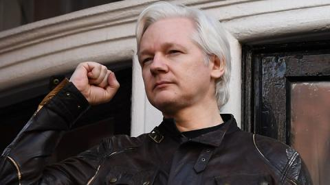 Julian Assange to stay in prison over absconding fears