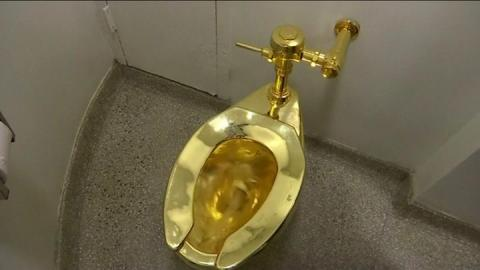 Gold toilet theft: Blenheim Palace security