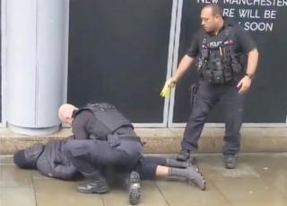 Manchester Arndale stabbings: Man detained under Mental Health Act