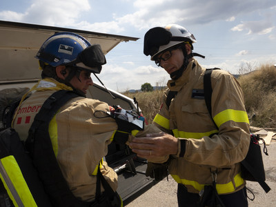A Nurse, a Firefighter, and Developers Take Top Award with Health Solution for First Responders: IBM and David Clark Cause Announce Call for Code 2019 Global Prize Winner
