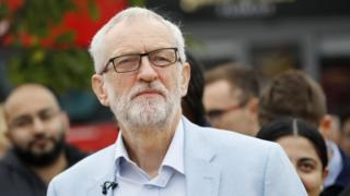 Jeremy Corbyn dismisses resignation comments
