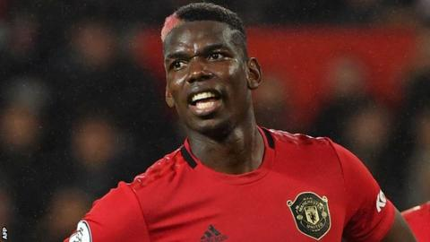 Paul Pogba: Manchester United midfielder to miss Premier League match against Liverpool