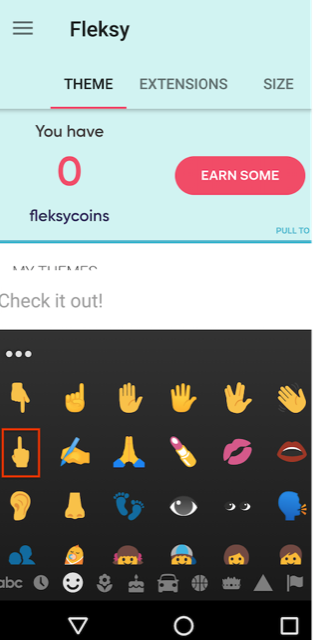 Google's Play Store is giving an age-rating finger to Fleksy, a Gboard rival рџ–•