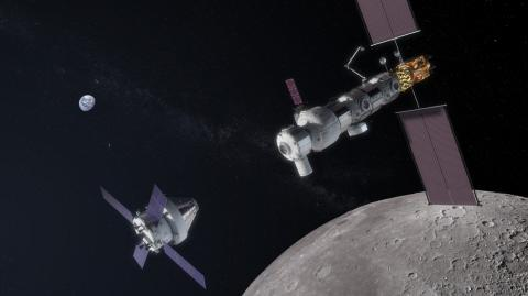 NASA Administrator Jim Bridenstine explains how startups can help with Artemis Moon missions