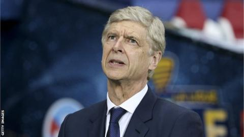 Arsene Wenger: 'No talks' with Bayern Munich over Bundesliga giants' vacancy