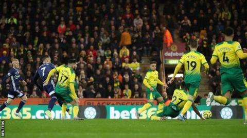Norwich City 0-2 Watford: Hornets