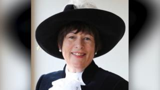 Flood victim was former Derbyshire High Sheriff Annie Hall