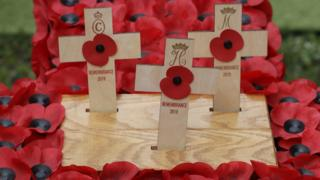 Remembrance Day: UK events mark the nation