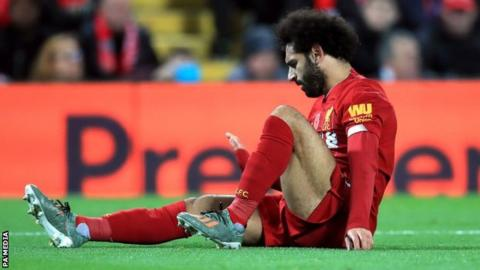 Liverpool's Salah to miss Egypt Afcon qualifiers
