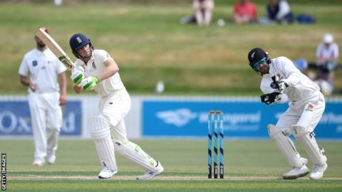 Buttler hits ton but England held to draw by New Zealand A