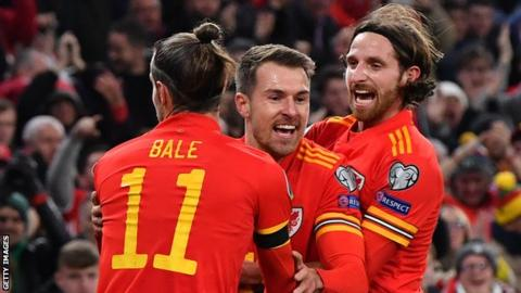 Ramsey double sends Wales to Euro 2020