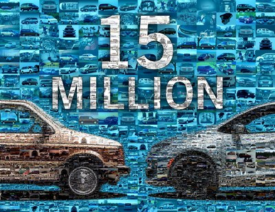 People-Mover Milestone: FCA Marks 15 Millionth Minivan Sold