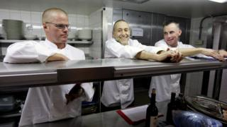 Gary Rhodes' life in pictures: Michelin stars, MasterChef and more