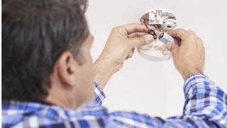 Smoke alarms fail in a third of house fires