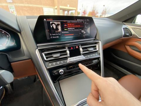 BMW's magical gesture control finally makes sense as touchscreens take over cars