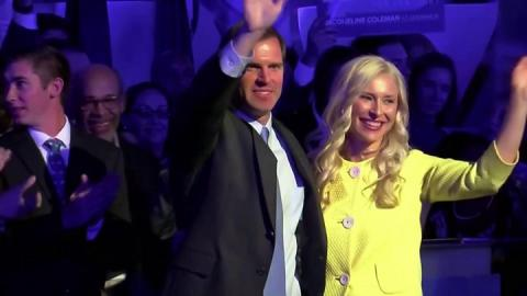 Virginia elects woman who gave president the finger