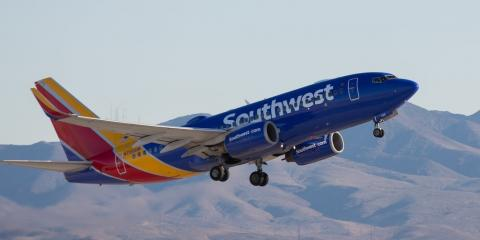 A Southwest flight was forced to make an emergency landing afterВ a pot of coffee caught fire and filled the cabin with smoke