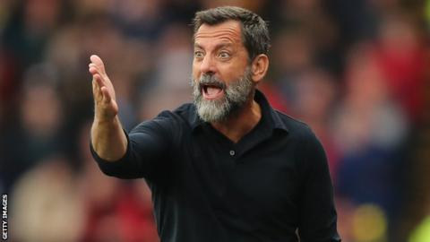 Quique Sanchez Flores: Watford set to sack manager after less than three months in charge
