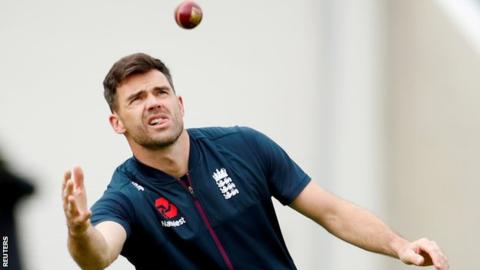 Anderson, Bairstow & Wood return for England