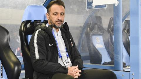 Vitor Pereira out of running for Everton manager