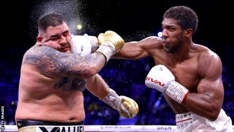 Anthony Joshua: Tyson Fury or Deontay Wilder fight