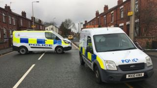 Wigan stabbing: Two women injured in attack