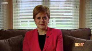 Nicola Sturgeon: Scotland