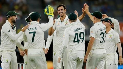 Starc and Lyon bowl Australia to big win over New Zealand